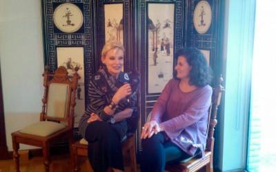 Entrevista con Raquel Bessudo