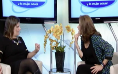 María Echeverría en Formula TV